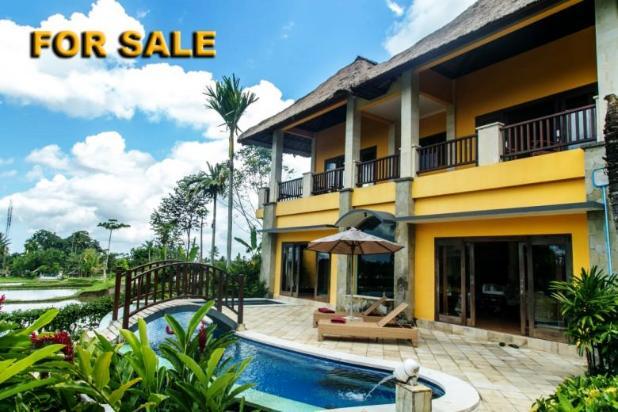Rp6mily Vila Dijual