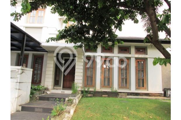 Disewakan Rumah di Menteng Residence, Bintaro Jaya 3874394