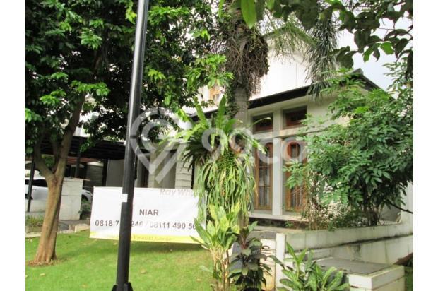 Disewakan Rumah di Menteng Residence, Bintaro Jaya 3874398