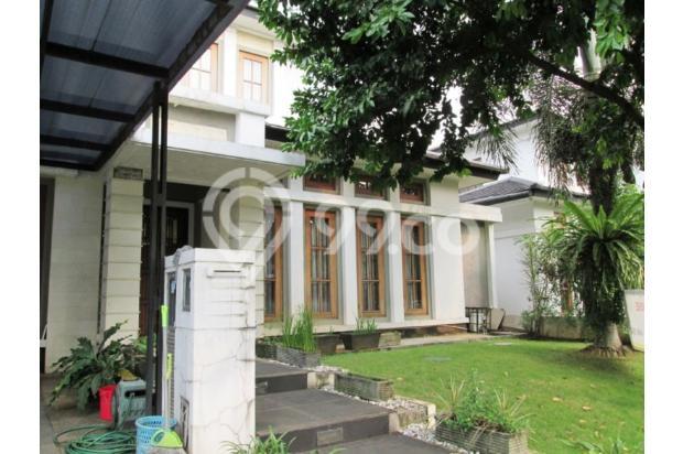 Disewakan Rumah di Menteng Residence, Bintaro Jaya 3874400
