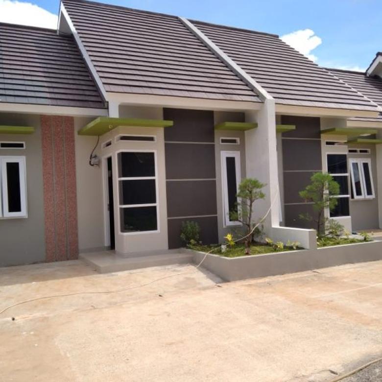 Yuk beli rumah sudah siap huni bangunan kualitas terbaik