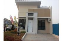 Rumah cluster Asteria Karawang , DP 9 jutaan All in