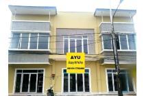 Ruko Baru Lokasi Sangat Strategis di Pinggir Jalan, Bekasi Timur