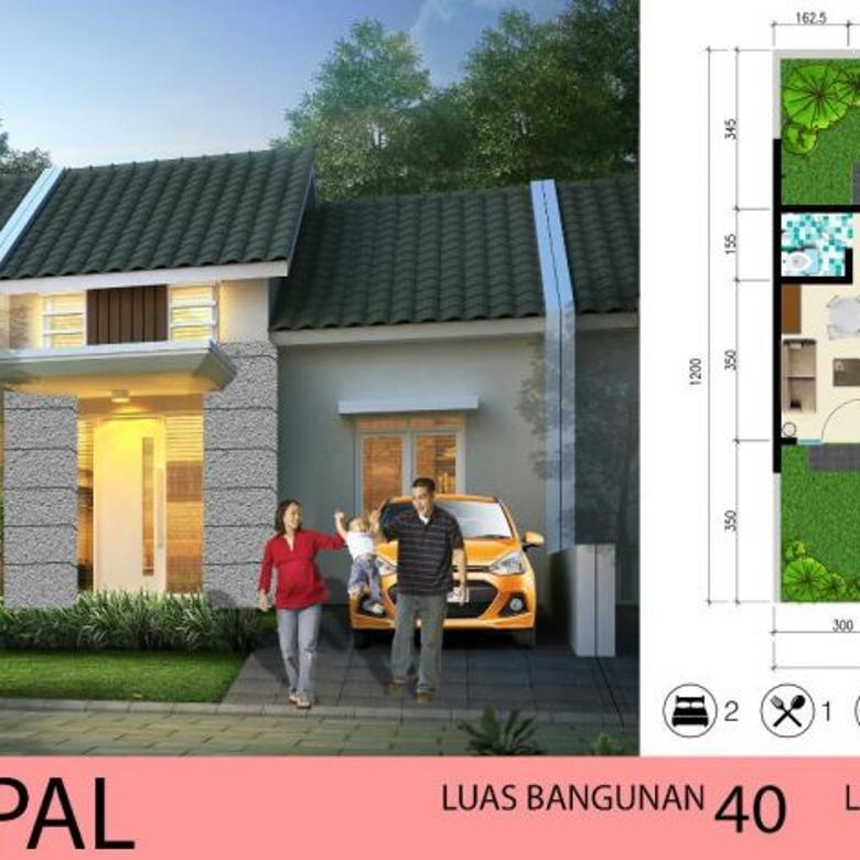 CitraLand Ambon - DP 10% 6x, Angs 4 Jt
