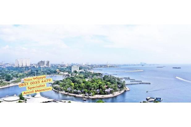 DIJUAL paling murah !!! Apartemen  Ancol Mansion Type 1 kmr (View Laut) 7548805