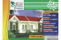Rumah Murah Promo Uang Muka Cuma 2 Juta di Cikarang,Bekasi