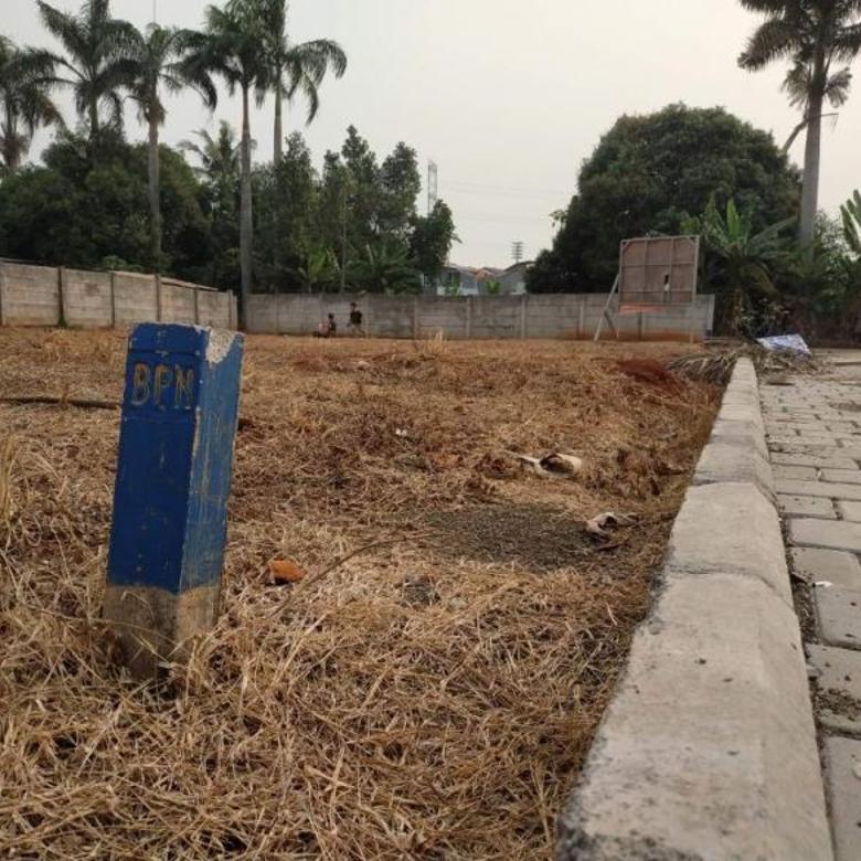 Ayo Investasi Tanah Kavling Bojongsari Status SHM