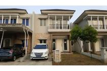 Dijual Rumah Suvarna Padi Cikupa 2 Lantai Cluster Mahoni by Alam Sutera