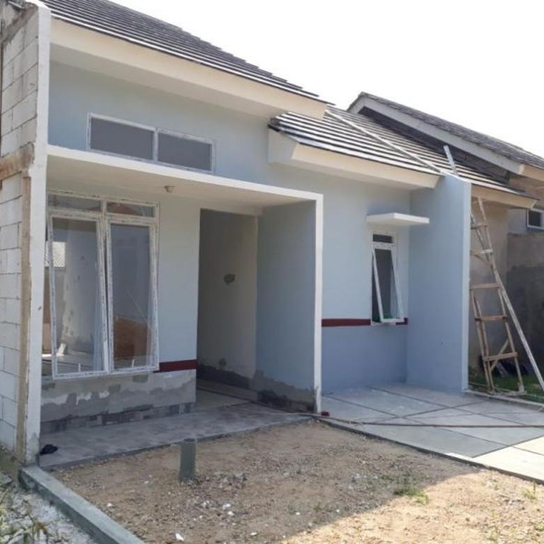 Rumah dekat stasiun promo terbatas