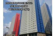 Sewa Apartemen Murah Green Pramuka City Jakarta Pusat