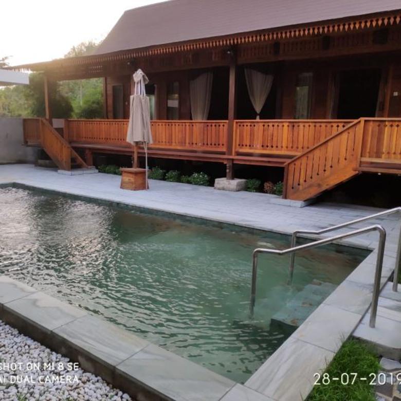 Villa di Kerandangan dekat Senggigi