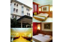 Dijual hotel yang masih aktif dan produksi di kawasan Jl. Gatot Subroto Bdg