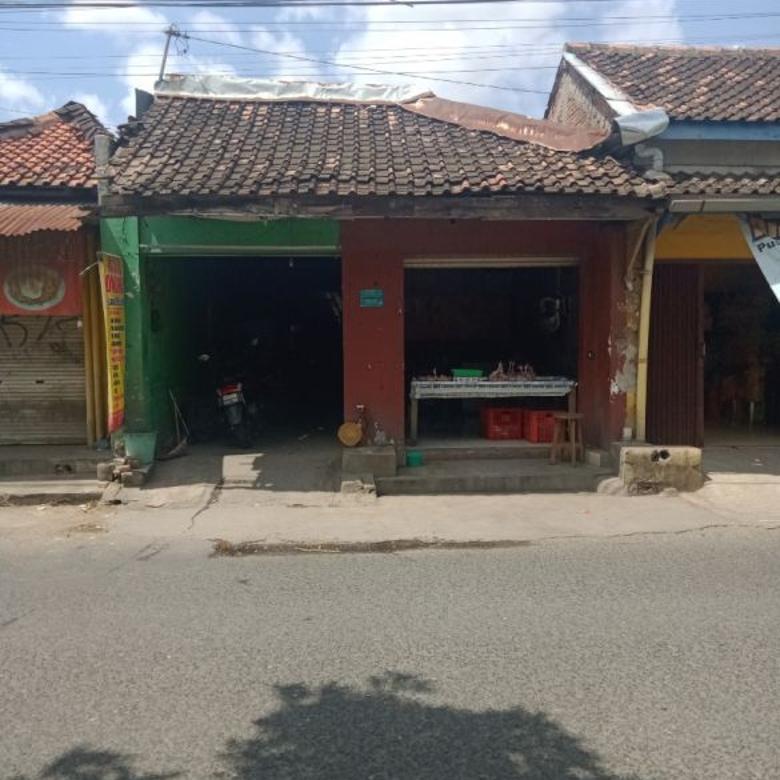 (DL) Tanah Jalan Imogiri Makam Raja Karangtalun Bantul