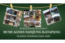 Rumah Murah Harga 125jt di Katapang: Bumi Agnes Nanjung