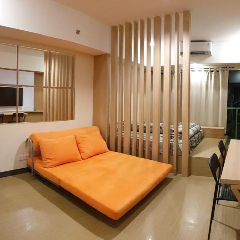 Furnished Studio LT 19  Apartemen LA GRANDE TAMANSARI MERDEKA Bandung
