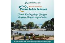 Rumah Indah Bubulak  di Kota Bogor