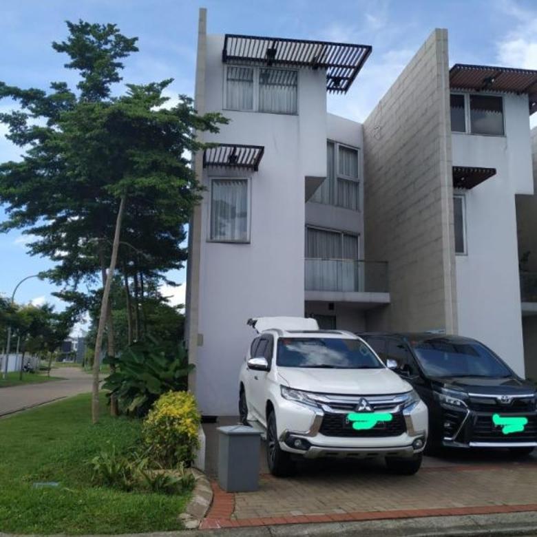 Dijual/Sewa Rumah di Cluster Discovery Aluvia Bintaro