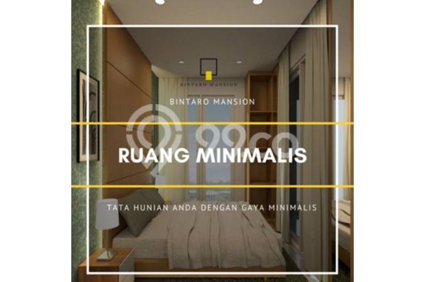 Apartemen Bintaro Mansion DP 20 jt Angsuran ringan 15423713