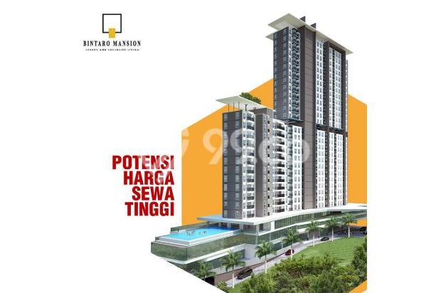 Apartemen Bintaro Mansion DP 20 jt Angsuran ringan 15423760