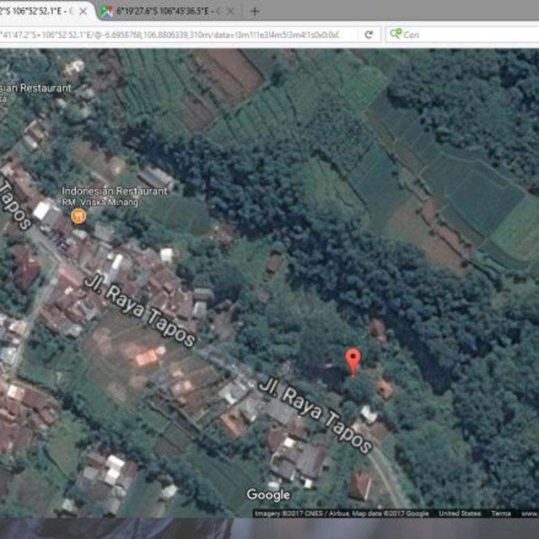 Tanah Kavling - Cibedug - Ciawi - Bogor