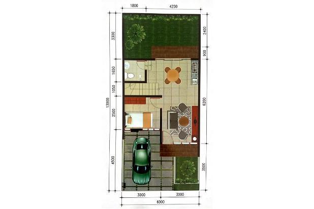 Rp1,1trily Rumah Dijual