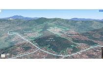 Lahan Padalarang Bandung 30 Ha view waterboom blkg Kotabaru Parahyangan