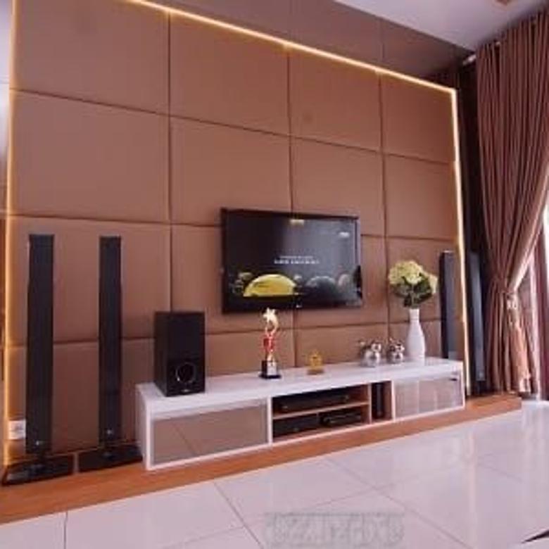 Rumah Fully Furnished Cluster Cassia @JGC (LT 153 m2)