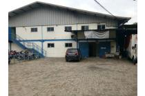 Dijual Gudang pabrik aktive strategis di Narogong