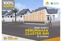Rumah Cluster Padang hanya 2 Menit dari Airport BIM Padang dan Masjid