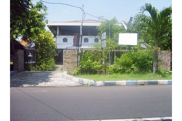 rumah kantor luas pinggir jalan raya di sidoarjo