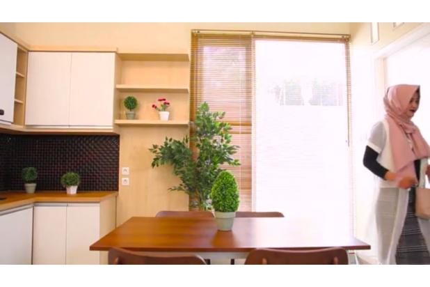 rumah cantik modern minimalis, ekslusif 2 lantai di Cimahi Utara 16697810
