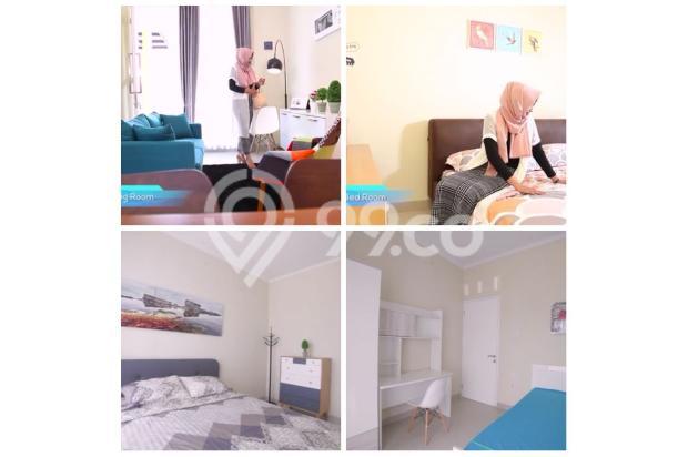 rumah cantik modern minimalis, ekslusif 2 lantai di Cimahi Utara 16697812