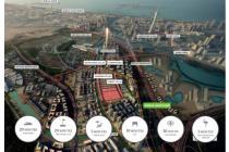 Sobha Hartland Green Dubai Lokasi di pusat kota Dubai United