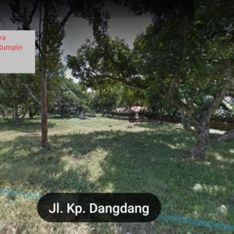 Dijual Kavling di Desa Sukamulya Kampung Dang Dang Rumpin Bogor