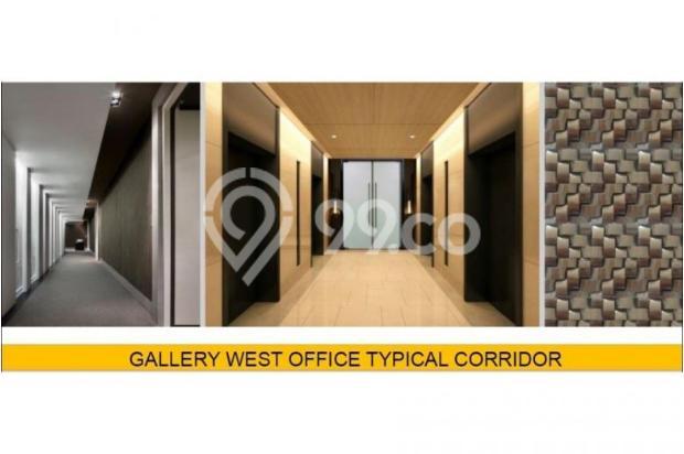 Gallery West Office Kebun Jeruk Jakarta Barat Sisa 3 Unit Handover q3 2016 5453949