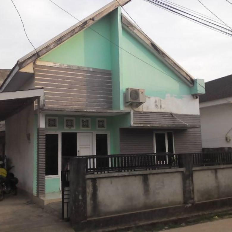 Dijual Rumah di Jaya 7 Plaju