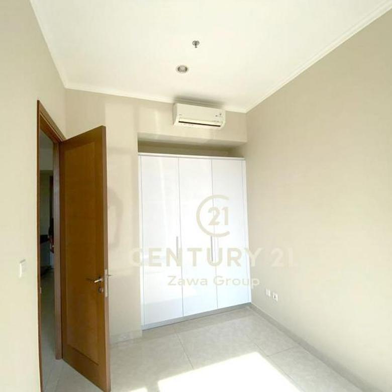 Apartemen Condo Taman Anggrek 1+1BR Kosongan Lantaio rendah