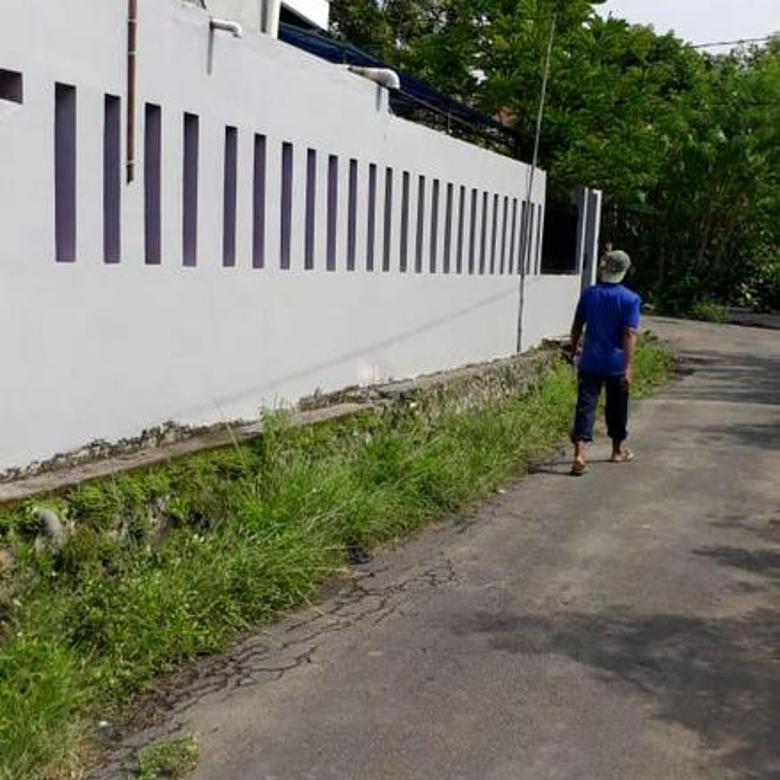 Rumah perkampungan Sleman Yogyakarta