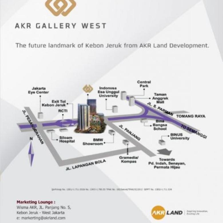 Ruang Kantor-Jakarta Barat-4