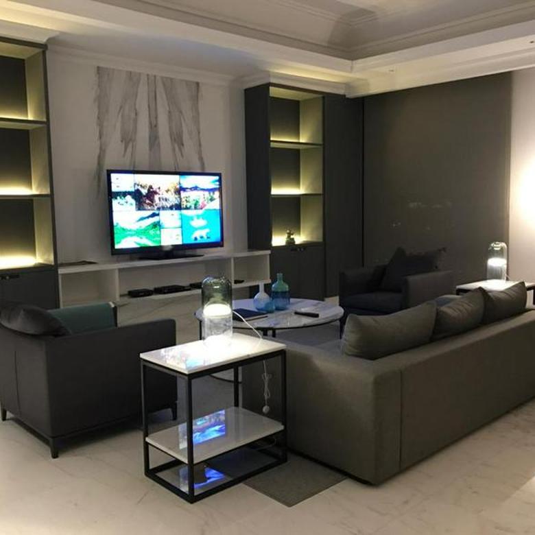 Apartemen Botanica Jakarta Selatan Tower2 3BR, Lt31 Furnished (Brm)