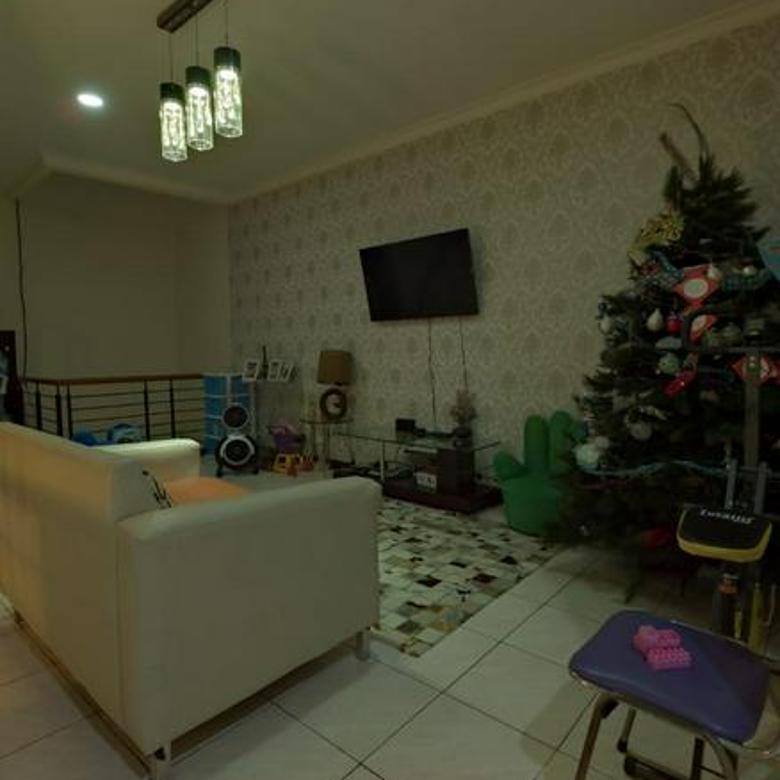 Rumah PIK Pantai Indah Kapuk uk 5x17m2 , 4lantai Siap Huni