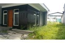 Dijual Lahan 505 m2 Pinggir Jalan Raya Sangkuriang Cimahi Bonus Bangunan