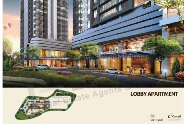 Rp2,06mily Apartemen Dijual