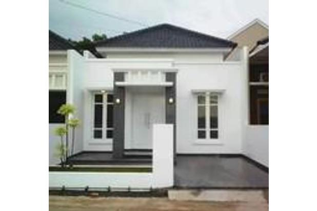 Rumah baru Modern 10 menit Tol Cimanggis Pinggir jalan SHM