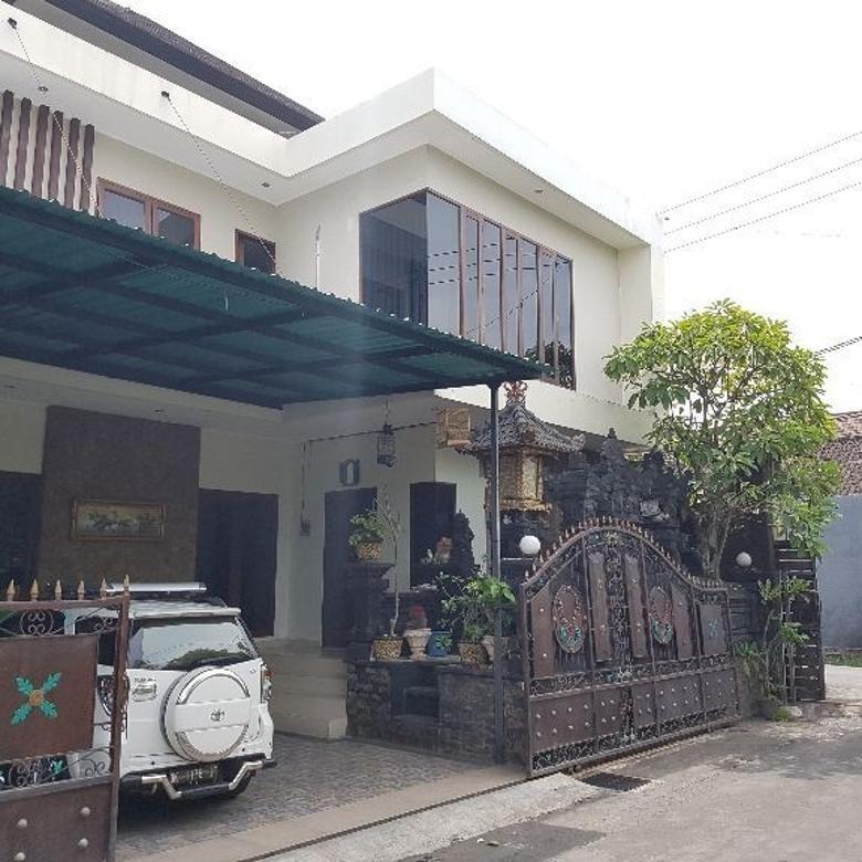 rumah one gate + security panjer tukad batanghari renon