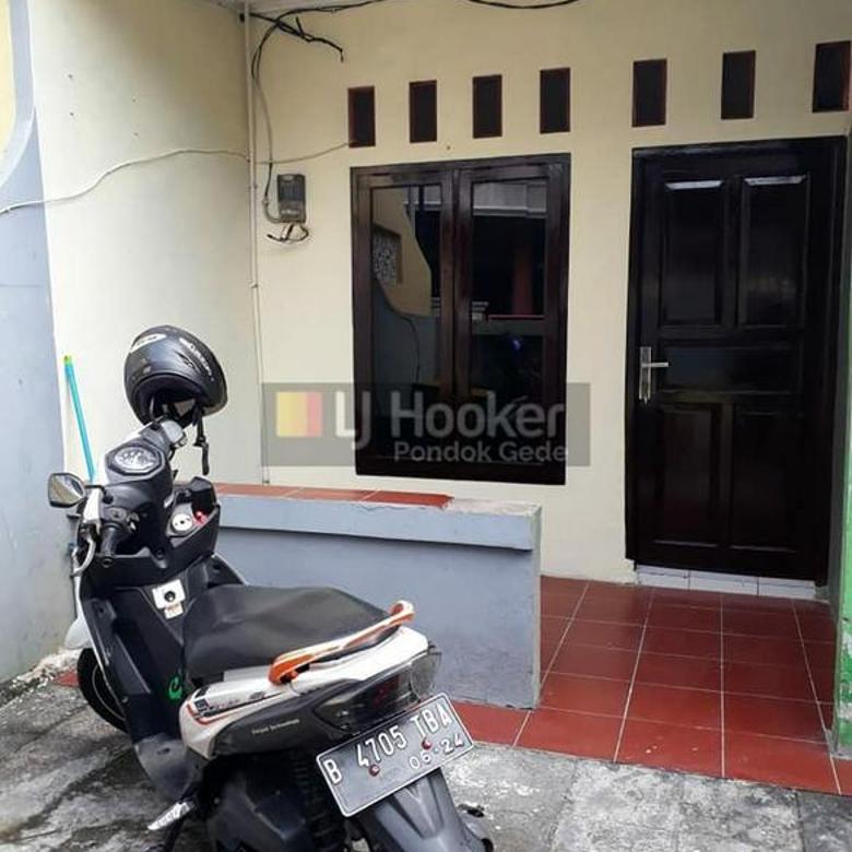 Rumah Kontrakan di Kavling AURI Kemangsari, Bekasi