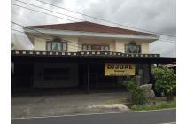 Dijual Tanah berserta Bangunan di Bali
