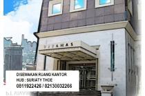Disewakan Office Space @ Tanah abang 2 , Jakarta Pusat ,