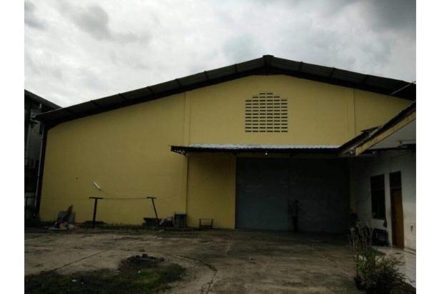 Gudang Luas 1885 m2 Bisa Masuk Container Di Pesing Poglar MP3023FI 12272905