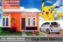Rumah bersubsidi Griya Setia Makmur Cluster